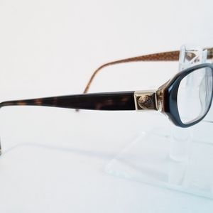 Coach Kennedy 573 Tortoise Frame RX Glasses